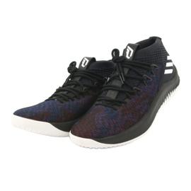 Adidas Dame 4 M CQ0477 cipő fekete