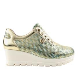 Szürke sárga ???Comfort | Cipők, Csizma, Sárga