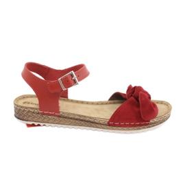 Comfort Inblu női cipő 158D117 piros