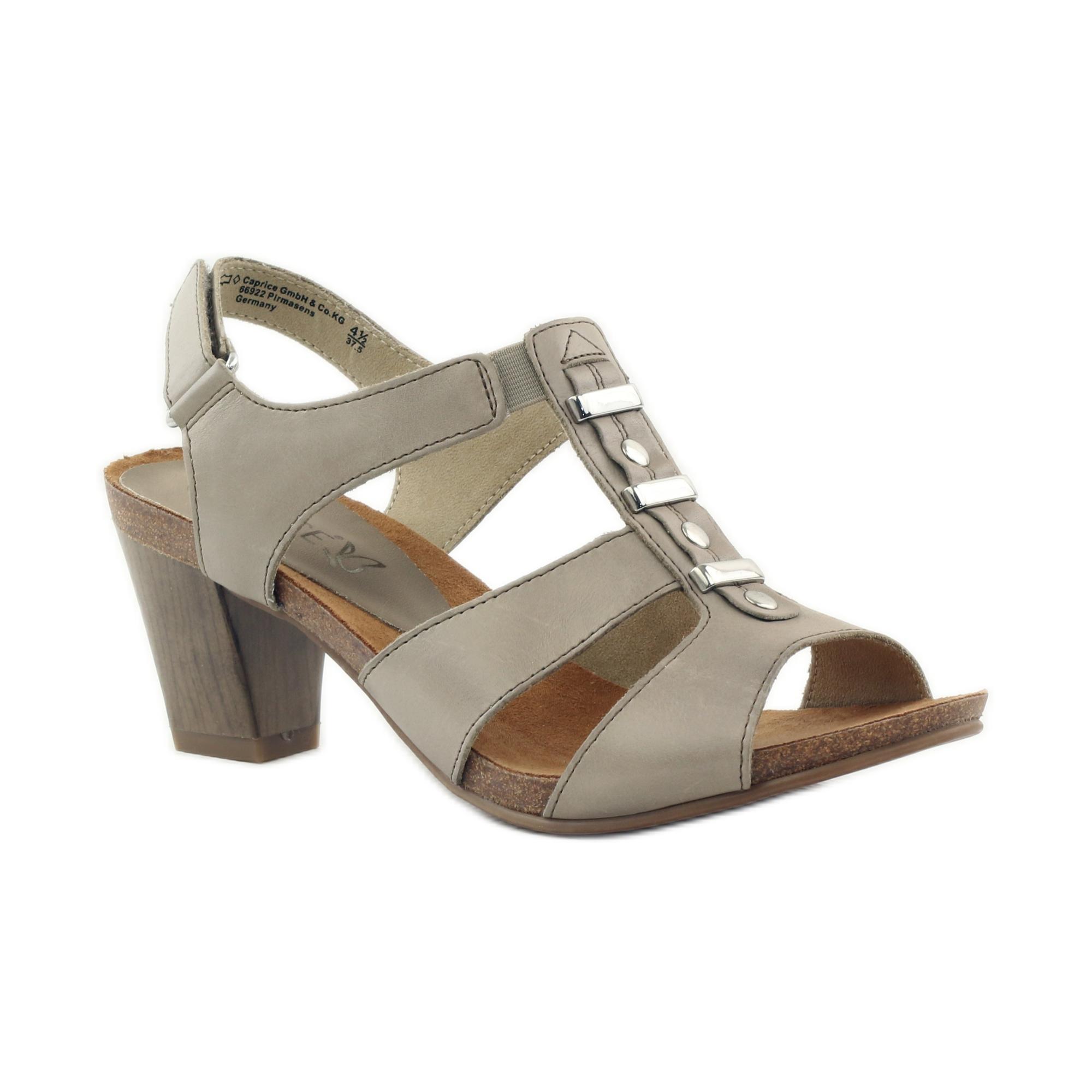 Caprice szandál női cipő Velcro 28309