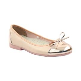 American Club Balerinas cipő amerikai íjjal 1