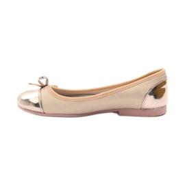 American Club Balerinas cipő amerikai íjjal 2