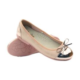 American Club Balerinas cipő amerikai íjjal 3