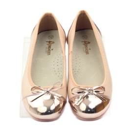 American Club Balerinas cipő amerikai íjjal 4