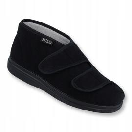 Befado férfi cipő pu 986M003 fekete 1