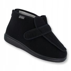 Befado férfi cipő, összesen 987M002 fekete 1