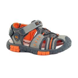 American Club Gyerek cipő szandál bőrrel 93607 1