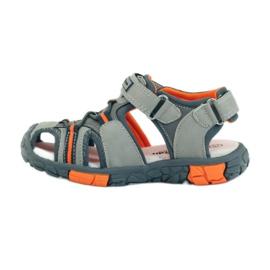 American Club Gyerek cipő szandál bőrrel 93607 2