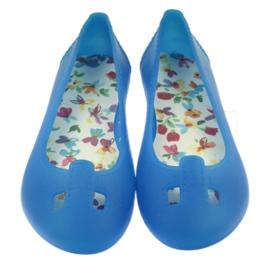 Bartek Balerinák gyermekcipők vízhez 4/2096 kék 3