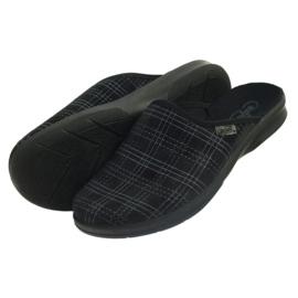 Befado férfi cipő papucs 548m011 papucs fekete 4