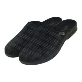 Befado férfi cipő papucs 548m011 papucs fekete 3