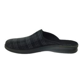 Befado férfi cipő papucs 548m011 papucs fekete 2