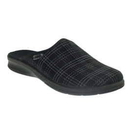 Befado férfi cipő papucs 548m011 papucs fekete 1