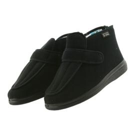Befado férfi cipő, összesen 987M002 fekete 4