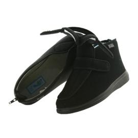 Befado férfi cipő, összesen 987M002 fekete 5