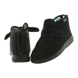 Befado férfi cipő, összesen 987M002 fekete 6