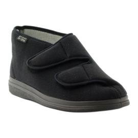 Befado férfi cipő pu 986M003 fekete 2