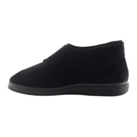 Befado férfi cipő pu 986M003 fekete 3