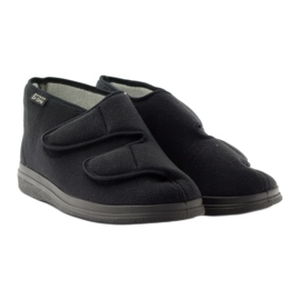 Befado férfi cipő pu 986M003 fekete 5