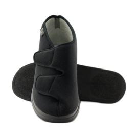 Befado férfi cipő pu 986M003 fekete 4