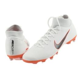 Labdarúgás cipő Nike Mercurial Superfly 6 Academy MG M AH7362-107 fehér 4