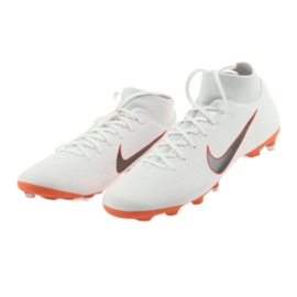 Labdarúgás cipő Nike Mercurial Superfly 6 Academy MG M AH7362-107 fehér 3