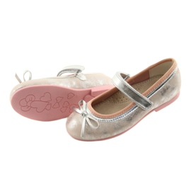 Balerina cipő American Club GC18 íjjal 4