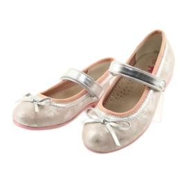 Balerina cipő American Club GC18 íjjal 3