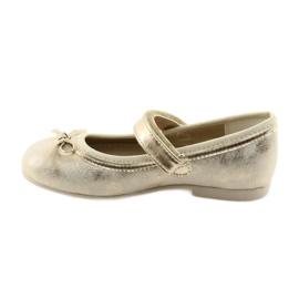 Balerina cipő American Club GC18 íjjal 2