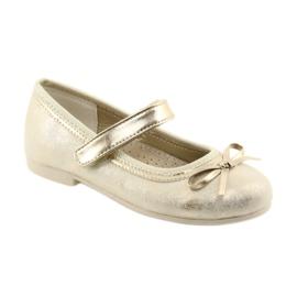 Balerina cipő American Club GC18 íjjal 1