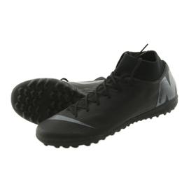 Nike Mercurial SuperflyX 6 Academy TF M AH7370-001 futballcipő fekete fekete 5