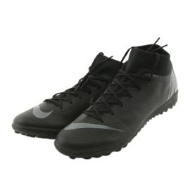 Nike Mercurial SuperflyX 6 Academy TF M AH7370-001 futballcipő fekete fekete 3