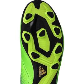 Adidas Ace 17.4 FxG M BB1051 futballcipő zöld zöld 1