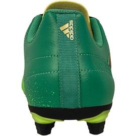 Adidas Ace 17.4 FxG M BB1051 futballcipő zöld zöld 2