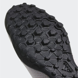 Adidas X Tango 17.3 Tf M CP9136 futballcipő fehér fehér 2
