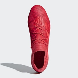Adidas Nemeziz 17.1 Sg M CP8944 futballcipő piros piros 1