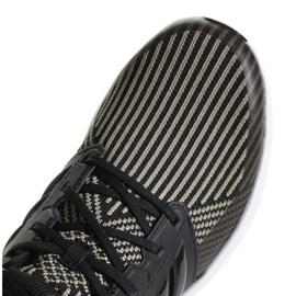 Adidas Rapida Run Knit Jr DB0220 futócipő fekete 2
