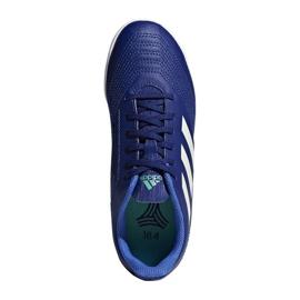 Adidas Predator Tango 18.4. Jr CP9104 beltéri cipő kék kék 1