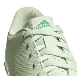 Adidas Nemeziz Tango 17.4. Jr CP9223 beltéri cipő zöld zöld 2
