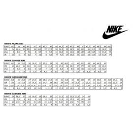 Nike Tiempo X Rio Iv Ic Jr 897735 002 beltéri cipő fekete fekete 1