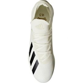 Adidas X Tango 18.3 Tf M DB2474 futballcipő fehér fehér 1