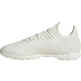 Adidas X Tango 18.3 Tf M DB2474 futballcipő fehér fehér 2