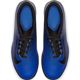 Nike Bravatax Ii Tf M 844437-400 futballcipő kék kék 1