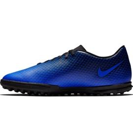 Nike Bravatax Ii Tf M 844437-400 futballcipő kék kék 2