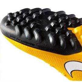 Nike Mercurial Vapor 12 Pro Neymar Tf AO4703-710 futballcipő sárga sárga 1