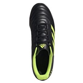 Adidas Copa 19.4 Tf M BB8097 futballcipő fekete fekete 2