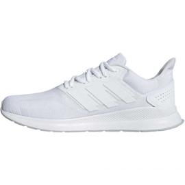 Adidas Runfalcon M F36211 futócipő fehér 2