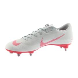 Nike Mercurial Vapor 12 Akadémia szürke szürke 2