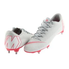 Nike Mercurial Vapor 12 Akadémia szürke szürke 4