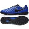 Nike Tiempo Lunar LegendX 7 Pro Tf M AH7249-400 futballcipő kék kék 2